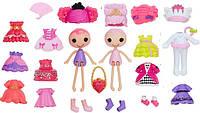 Набор с куклами лалалупси Принцессы Mini Lalaloopsy Style 'N' Swap Multipack Doll, Princess