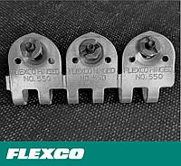 Flexco 550 Bolt Hinged болтовые шарнирные механические соединители конвейерной ленты 550J1000NC-SN
