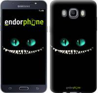 "Чехол на Samsung Galaxy J7 (2016) J710F Чеширский кот ""689c-263"""