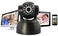 IP Камера видеонаблюдения wifi WI-FI  MicroSD карта