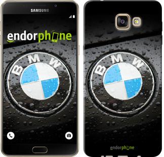"""Чехол на Samsung Galaxy A9 A9000 BMW """"845u-107"""""""