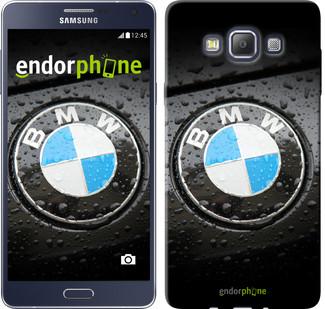 """Чехол на Samsung Galaxy A7 A700H BMW """"845u-117"""""""