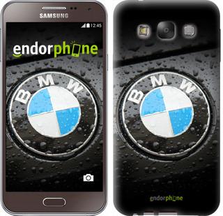 """Чехол на Samsung Galaxy E7 E700H BMW """"845u-139"""""""