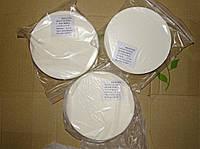 Фильтры лабораторные обеззоленные белая лента 110 мм