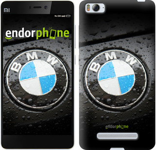 "Чехол на Xiaomi Mi4i BMW ""845c-177"""