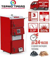 Твердотопливный котел Defro Econo (Дефро Эконо) 12 кВт - с механическим регулятором тяги