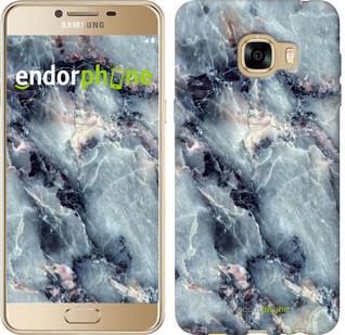 "Чехол на Samsung Galaxy C5 C5000 Мрамор ""3479u-301"""