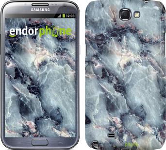 "Чехол на Samsung Galaxy Note i9220 Мрамор ""3479u-316"""