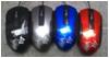 Мышка компьютерная проводная ZW116 цветок, мышка для ноутбука, мышь проводная (разные цвета)
