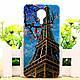 Эксклюзивный чехол бампер для Meizu M3 Max с рисунком Бабочка на жемчуге, фото 4