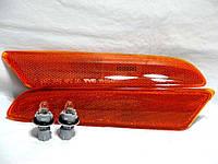 Lexus ES ES300 ES330 2002-06 поворотник поворотники повторитель поворота в бампер передний левый правый Новые