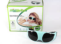 Массажер для глаз EYE MASSAGER, магнитный массажер глаз eye care massager, массажер очки для глаз