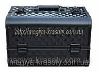 Профессиональная пластиковая сумка в металле для мастера