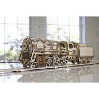 3D Модель Локомотив с тендером 70012