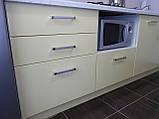 Кухня під замовлення з фасадами з фарбованого МДФ, фото 3