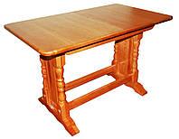 """Стол  деревянный """"Лео"""" 1400(1900) х 850 прямоугольный, фото 1"""