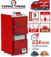 Твердотопливный котел Defro Econo Plus (Дефро Эконо Плюс) 12 кВт - с автоматикой
