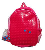 Рюкзак детский для мальчика и девочки лего