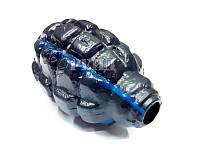 Пластиковый корпус страйкбольной гранаты Ф-1 (черный)