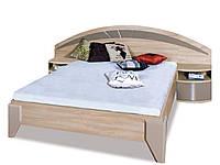 DOME СОНОМА Кровать DL2-1 с тумбами FADOME