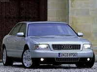 Лобовое стекло на Audi A8 1998-02 г.в.