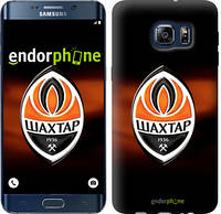 "Чехол на Samsung Galaxy S6 Edge Plus G928 Шахтёр 2 ""323u-189"""
