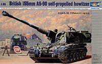 Британская САУ 152 мм  AS-90  1/35