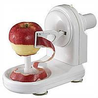 Яблокочистка Серпантин Apple peeler, овощечистка Bradex, многофункциональная машинка для чистки фруктов