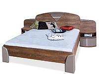 MOLTO Кровать ML1 с тумбами FADOME