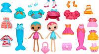 Набор с куклами лалалупси Русалки Mini Lalaloopsy Style 'N' Swap Multipack Doll, Mermaid