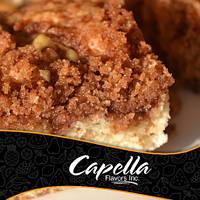 Ароматизатор Capella Cinnamon Coffe Cake (Кофейный торт с корицей) (5мл)