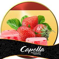 Ароматизатор Capella Strawberry Taffy (Клубничные ириски) (5мл)