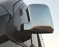 Накладка на зеркала Ford Connect (02 - 09) (форд коннект), ABS -пластик