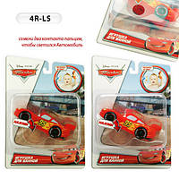 Пищалка Капитошка4R-LS 72шт6 батар,свет,звук, МакКвин, в пакете