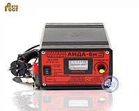 АИДА-6м Автомат/Ручной заряд/Десульфатация для 12В