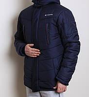 Зимняя курточка мужская колумбия парка