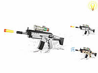 Автомат игрушечный YH929, стреляет орбизами (гелевыми) пулями, игрушечное оружие, подарки мальчику