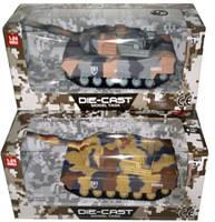 Танк металл. 677-8 72шт2 в коробке