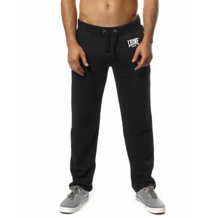 Спортивные штаны Leone Fleece Black 2XL, фото 2