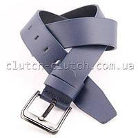 Ремень для джинсов мужской LMi 45мм флотар синий