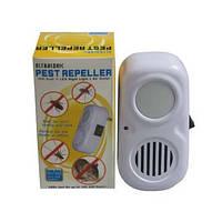 Отпугиватель насекомых и грызунов Pest Reppeler Ultraphone, ультразвуковой отпугиватель крыс