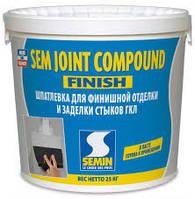 Шпаклевка готовая Semin Joint Compound (Семин Джоинт Компаунд) 25кг