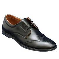 Шикарные кожанные мужские туфли 09\1