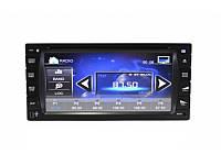 Автомагнитола DVD 2 DIN, Автомобильная магнитола с дисплеем, DVD магнитола, Магнитола с сенсорным экраном