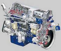 Ремонт двигателей грузовых автомобилей Рено