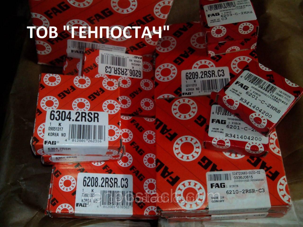 Підшипник 180026 (626-2RS)