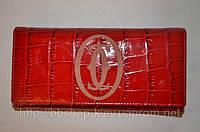 Cartier 164 Кошелёк Женский Кожаный. кошельки женские магазин.