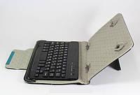Чехол клавиатура, Bluetooth клавиатура, чехол-книжка для планшета 7 дюймов, чехол с клавиатурой для планшета