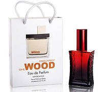 Мини парфюм Dsquared She Wood Velvet Forest Wood в подарочной упаковке 50 ml (реплика)