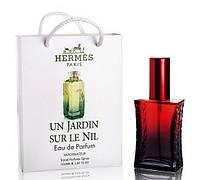 Мини парфюм Hermes Un Jardin Sur Le Nil в подарочной упаковке 50 ml